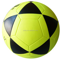 PVC PU Thermally bonded soccer ball