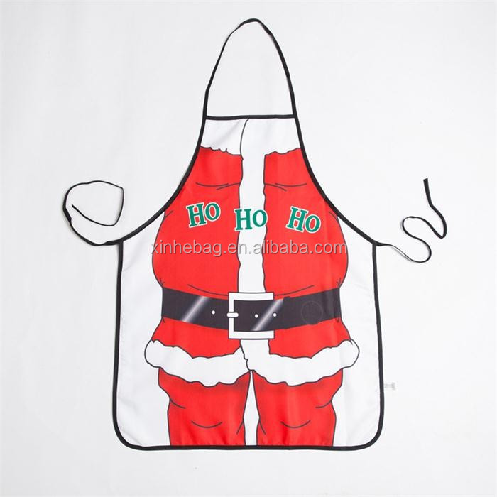 wholesale funny Mr.nanny cheap waterproof apron