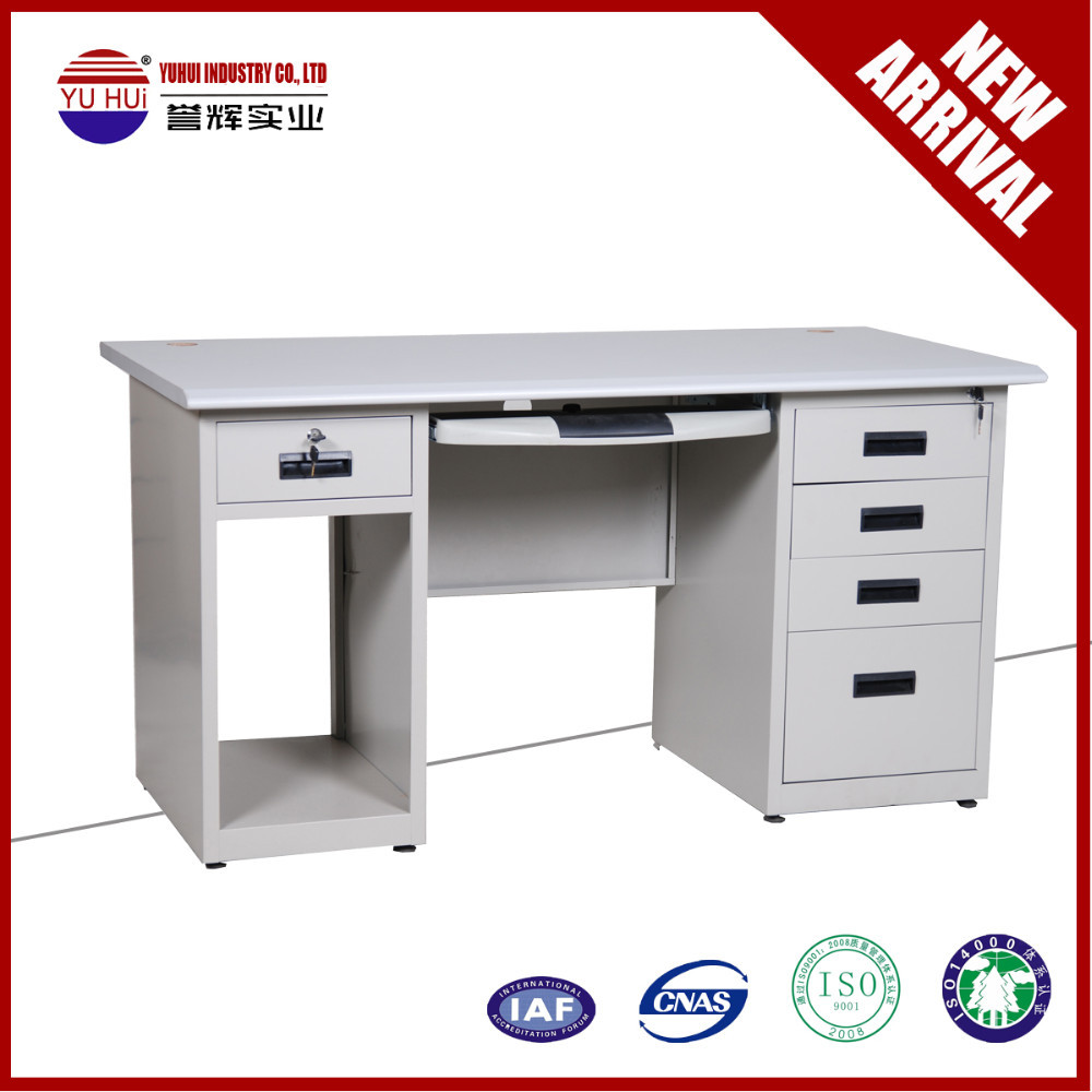 New Sauder Palladia Office Desk With Locking Drawer