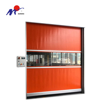 Automatic PVC rapid roll high speed roller shutter door