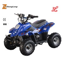 2016 hot selling 350w 500w 800w mini electric atv quads for kids
