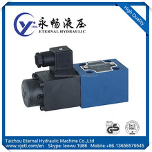 DBET Hydraulic control valve proportional pilot operated control valve