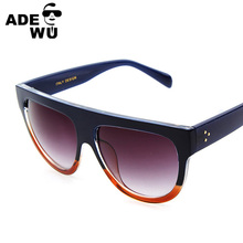 ADE WU Fashion Top Selling new trend Sunglasses for women in Yiwu Market