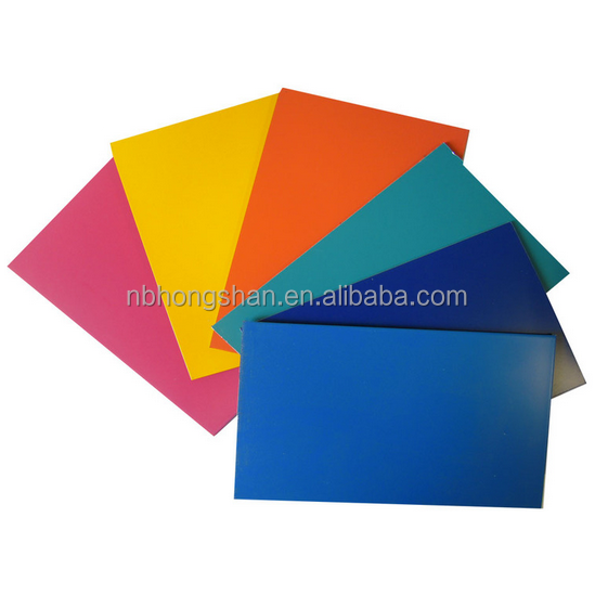 Factory price External Wall Usage ACP/ACM/Aluminium composite panel