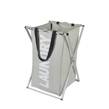 Single Pocket Laundry Hamper Sorter For Washable Clothes