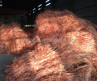 High quality copper wire scrap/millberry in big stock!!!!!
