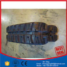 your excavator hagglund bv206 rubber track EX135U track rubber pad 500x92x84