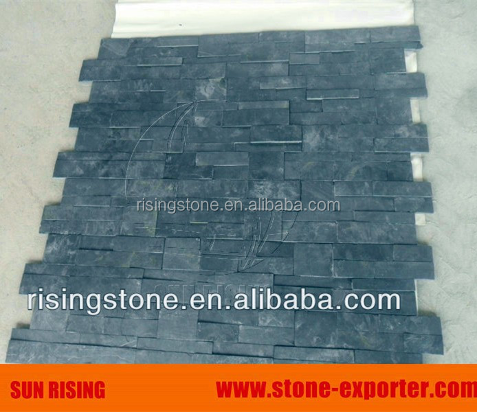 2015 Hot Sale Archaize Black Cultural Stone (CE+Factory)