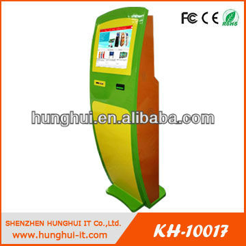 Electronic Information Kiosk, Internet Information Stand Alone Payment Kiosk