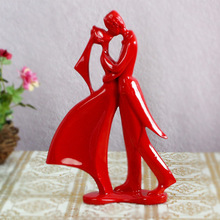 New Arrival Resin Craft Loving Couples Kisses Wedding Figurines
