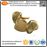 Decorative Metal Paper File Fasteners with ISO Certificate