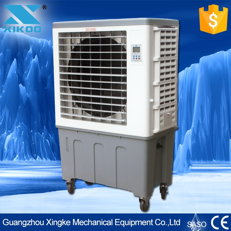 China gold supplier stand fan with big water tank in Malaysia / Thailand