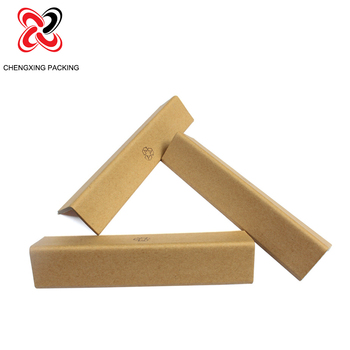 Recyclable and Economical Paper Corner Protector with Kraft cardboard