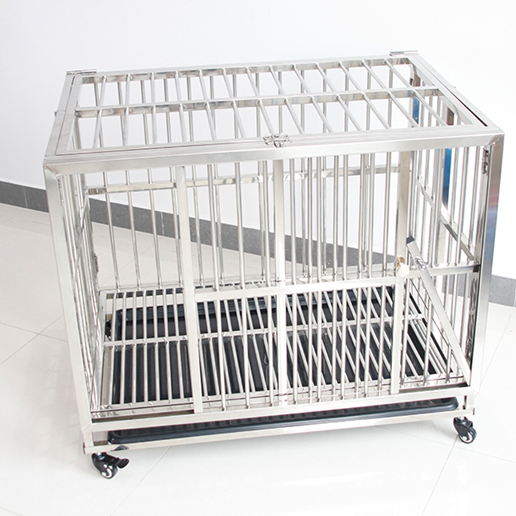 Wholesale High Quality Foldable Stainless Dog Show Cage