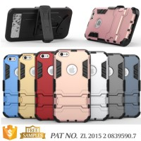 Kickstand case card holder for cellphone for iphone 6s plus