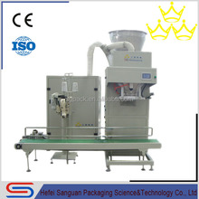 Semiautomatic big bag packing machine for food additives