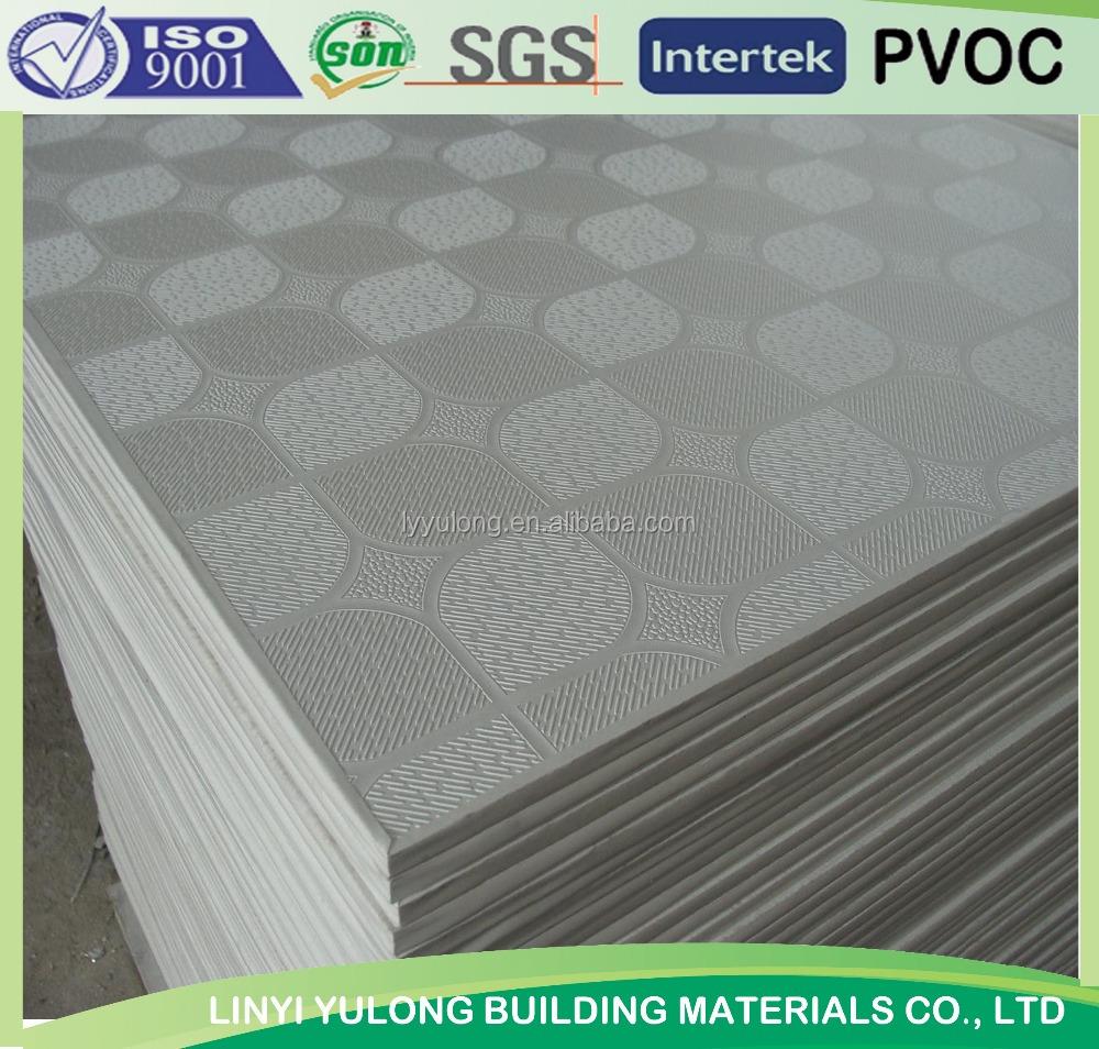 Satin spa ceiling tiles