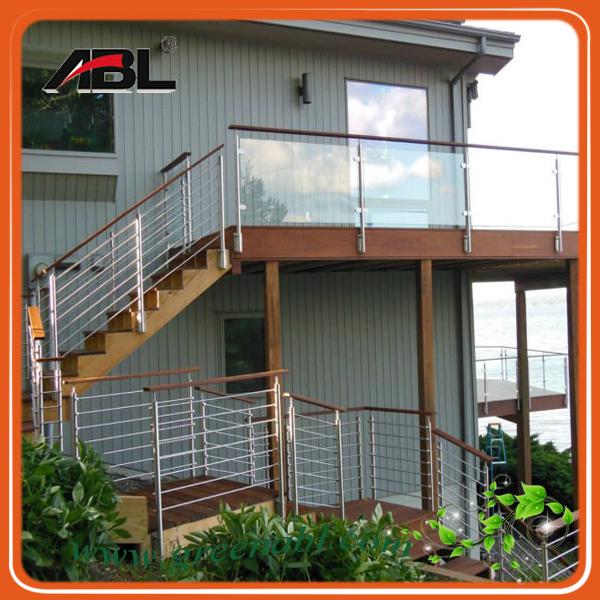 Wood balcony balustrade indoor decorative railing view for Indoor balcony railing