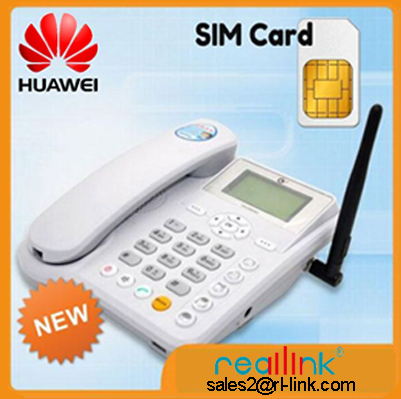 Low Cost !! Original huawei ets 5623 sim card gsm fixed wireless desktop phone