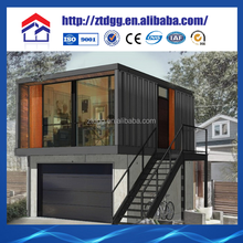 Easy dismountable container homes greece