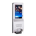 21.5 inch 1080P hand sanitizing billboards agent with wifi android function