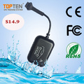 Mini waterproof GPS tracker with GPS vehicle tracking system