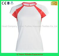 Fashion Quick Dry Fit Polyester Tshirts Plain 2015(6 Years Alibaba Experience)