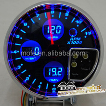 Mofe 120mm auto meter gauge for automobile