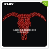 new texans designs hot fix rhinestone heat transfer