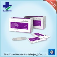 One Step Rapid Test Anti-HIV 1+2 Kits, Saliva Rapid Test Strip HIV Infection