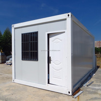 Fast Delivery Sandwich Panel House marine Container House