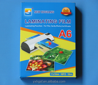 Thermal Glossy Laminating Pouch Film