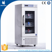BT-4V158 CE/ISO qualified hospital laboratory equipment upright ultra-low temperature lab freezers prices