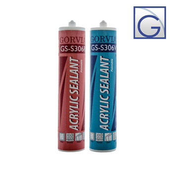 Gorvia GS-Series Item-S306 caulk acrylic sealant