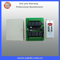 433.92MHz wireless rf air mouse remote control
