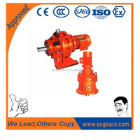 High bearing capacity cycloid decelerator cycloidal drive Low cost