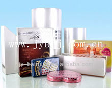 Polyolefin/POF shrinkable wrapping film