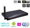 High definition devices Android TV BOX Full HD Media player 4k*2k streaming advertising player
