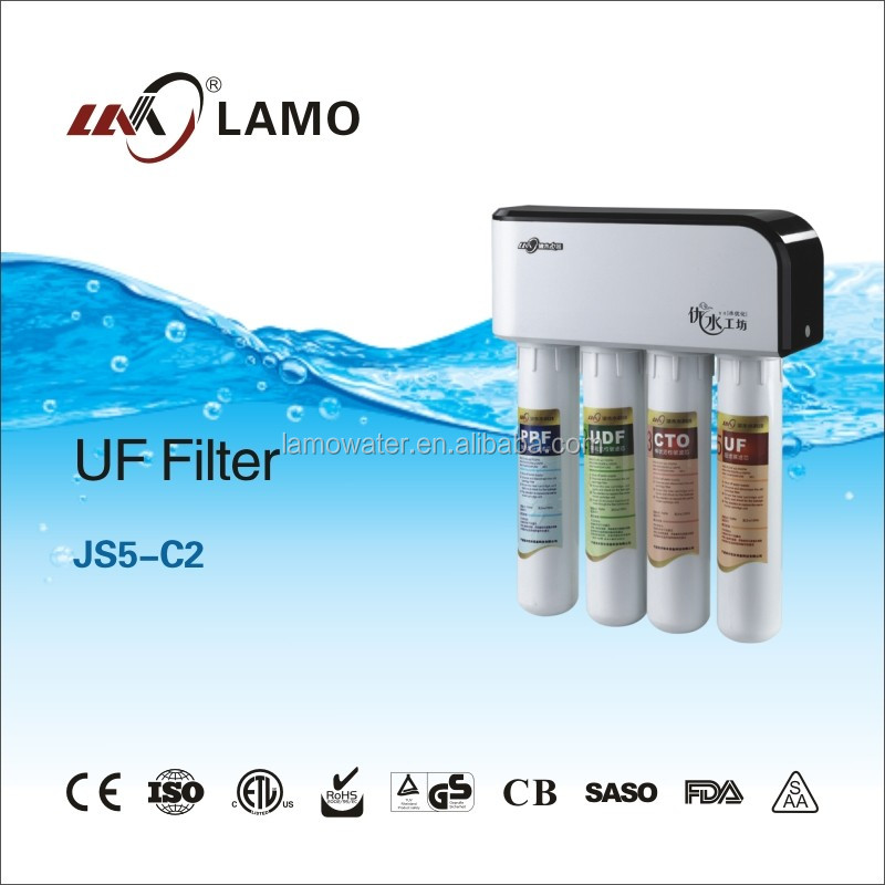 Hot Sale Easy Set Up Filtration <strong>Water</strong> Filter <strong>System</strong> UF-C2