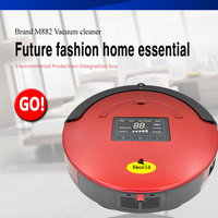 Electric power High-End floor sweeper high quality electric robotic cleaner, auto robot vacuum cleaner