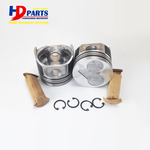 Kubota Diesel Engine V1505 Spare Parts Piston Cylinder Liner Kit