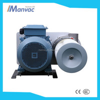 AT-100 Oil Free 10HP Belt Driven Electric Blower Motor