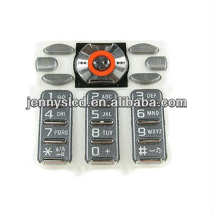 mobile phone keypad for Sony Ericsson W880