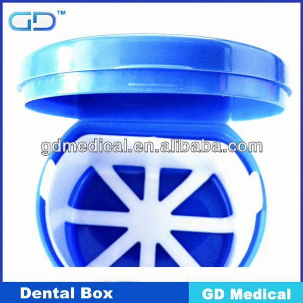 DDB-01 Grade A+ and free sample orthodontic bracket box
