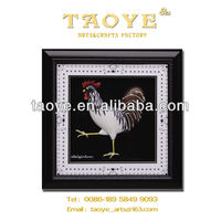 souvenir moving picture frame backboard