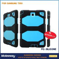 blue silicone cover for samsung galaxy tab 2 tablet 2