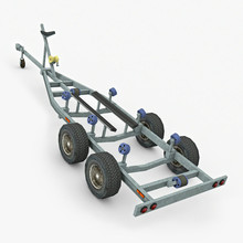 boat trailer use europe small aluminum boat trailer kit