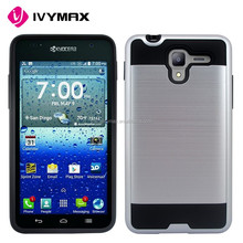 New shockproof durable armor combo case for Kyocera Hydro View C6742