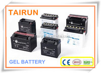 Low Self-discharge golf car battery 12v 65ah with certificate
