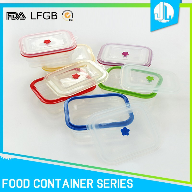 High quality kitchen fresh preserving box airtight seal food container